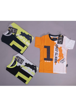 T-SHIRT MM IN JERSEY 3-7 ANNI