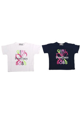 T-SHIRT IN JERSEY 3-7 ANNI